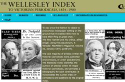 The Wellesley Index – UoB February trial