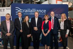 It's all about community! The BCRRE Rail Alliance launch event report.