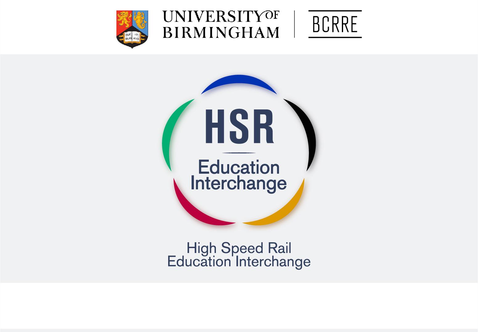 High Speed Rail: Education Interchange