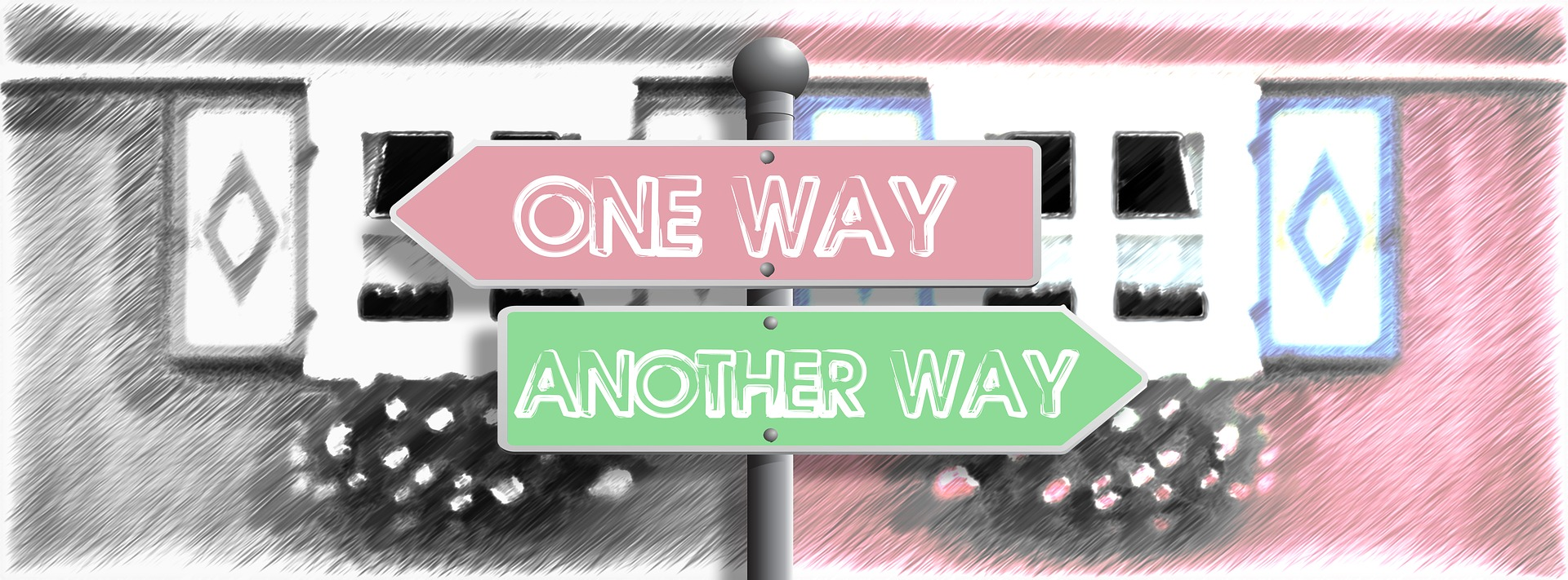 Directions, credit to Pixabay