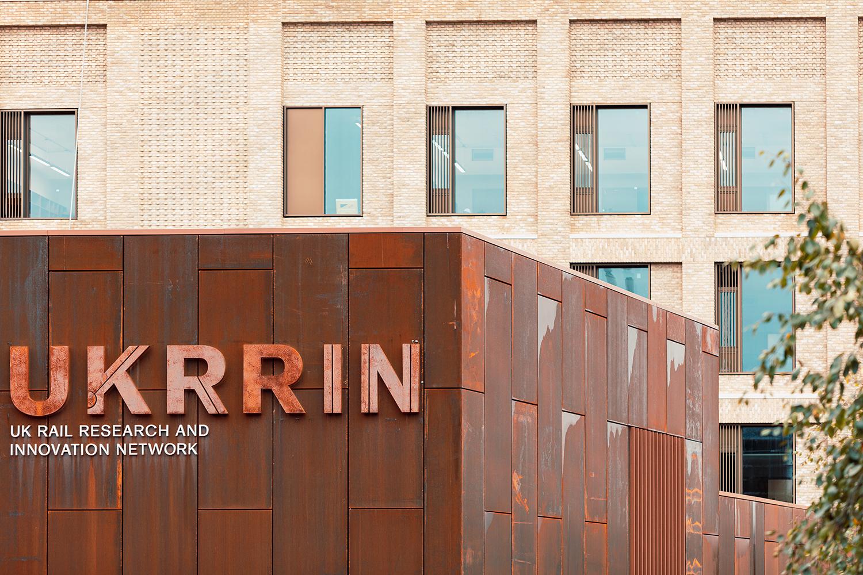 New UKRRIN Building