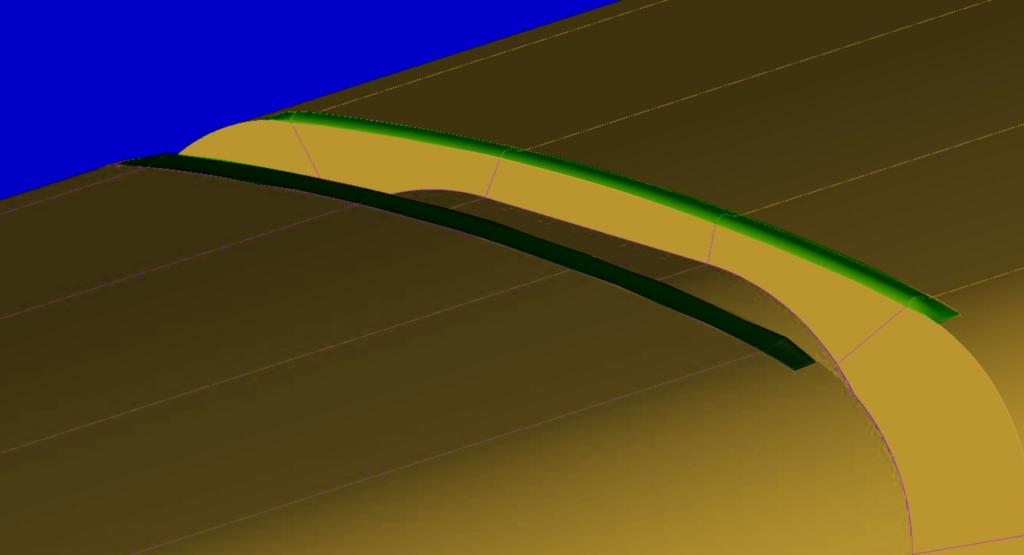 Digital image of the RoofRider