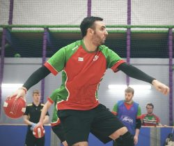Career resilience and my life in dodgeball