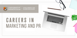 Careers in Marketing and PR