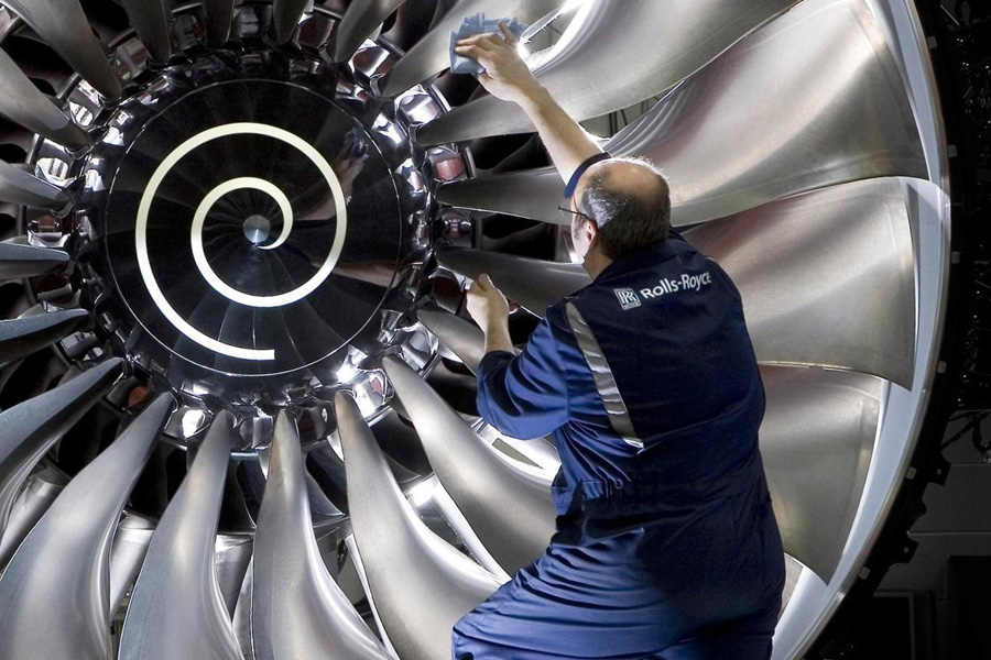 rolls royce plc analysis Evolution of rolls-royce air-cooled turbine blades and feature analysis .
