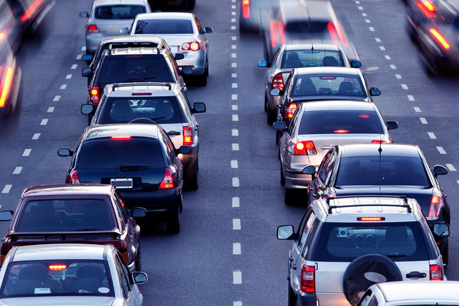 Bank holiday traffic