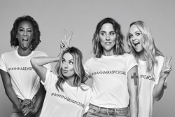 The Spice Girls and Comic Relief: from 'girl power' to 'sweatshop scandal'