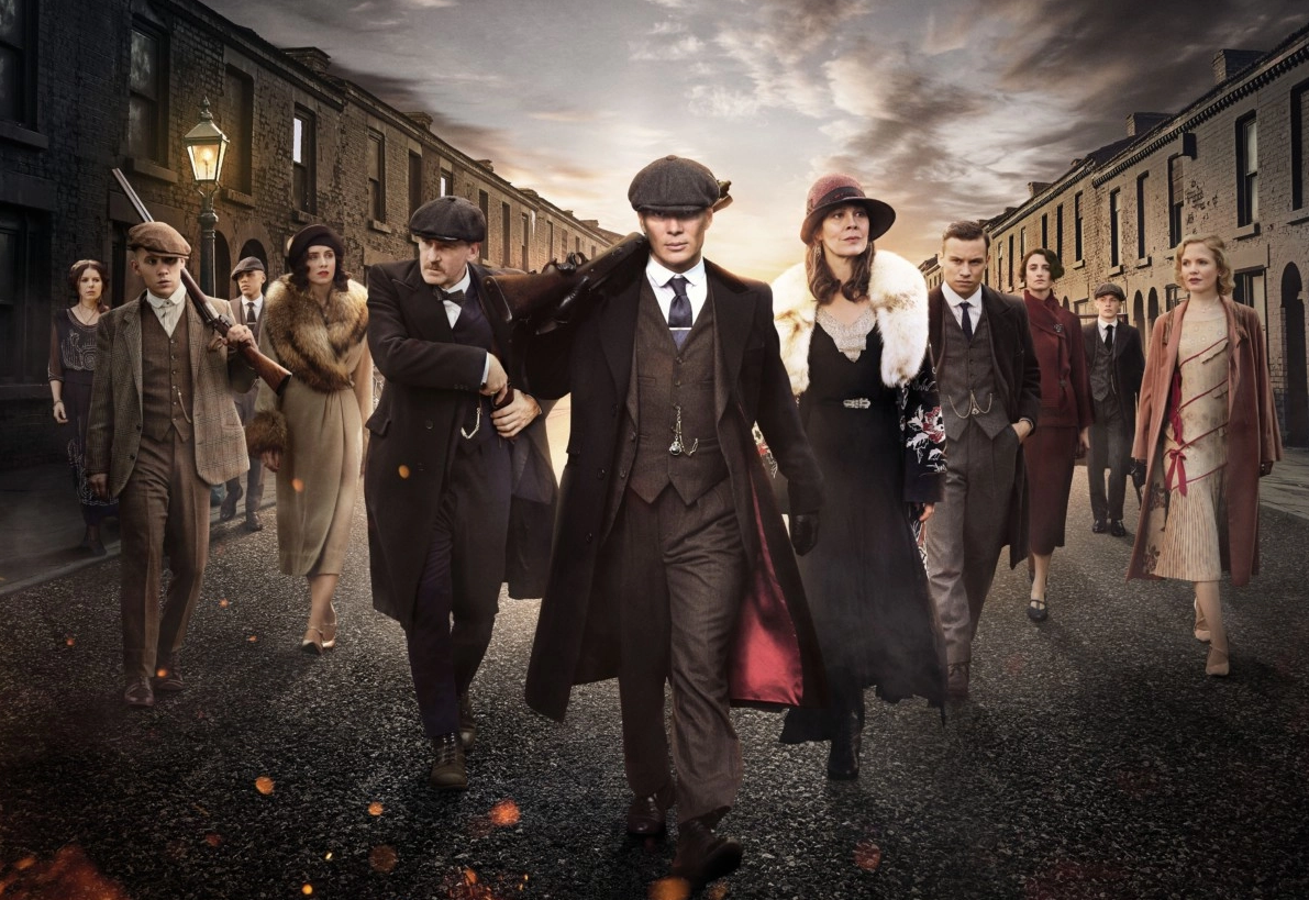 Peaky Blinders: a gritty brand for Birmingham?