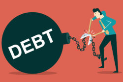 VIDEO AND PODCAST: Should people with problem debt look to save?