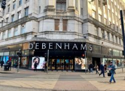 Goodbye Debenhams