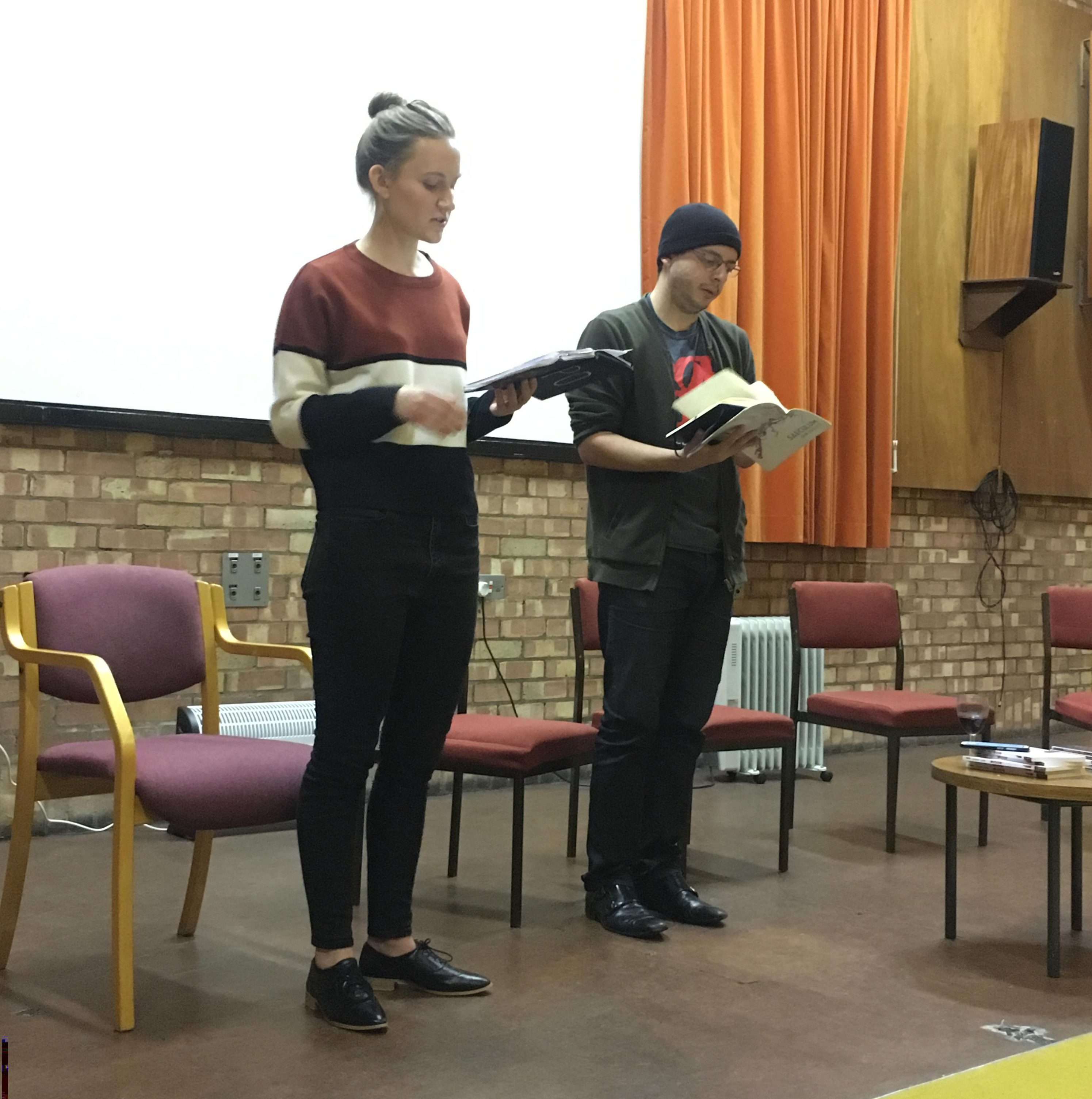 Poetry Reading: Nature and Our Environments (27/11/2018