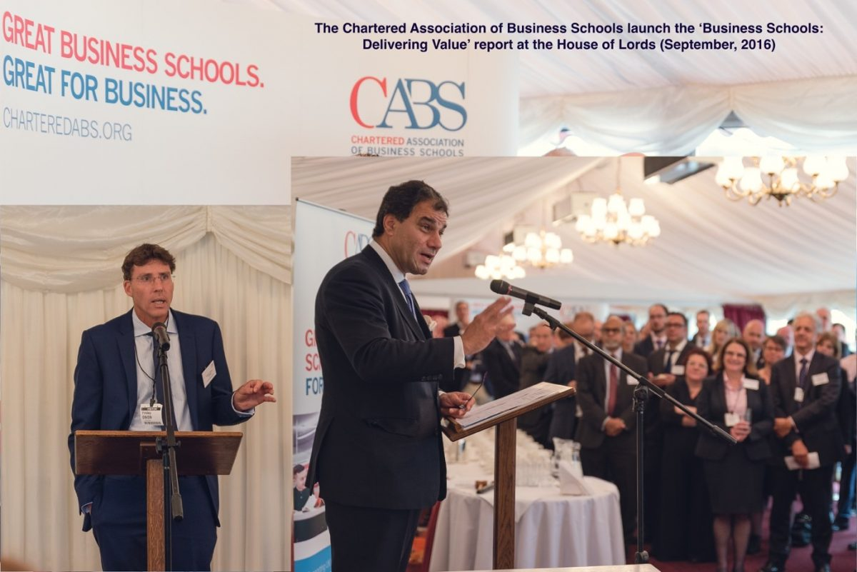 Business schools: delivering value to local and regional economies