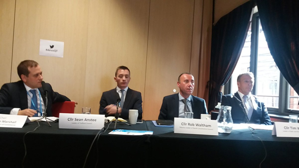 Devolution with a small d – Reflections on our Conservative Party fringe event