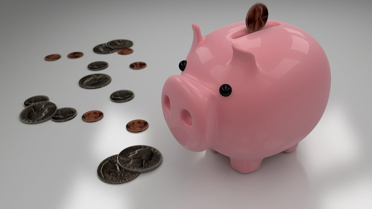 Devolution – it's what we make of it: coins and piggy banks