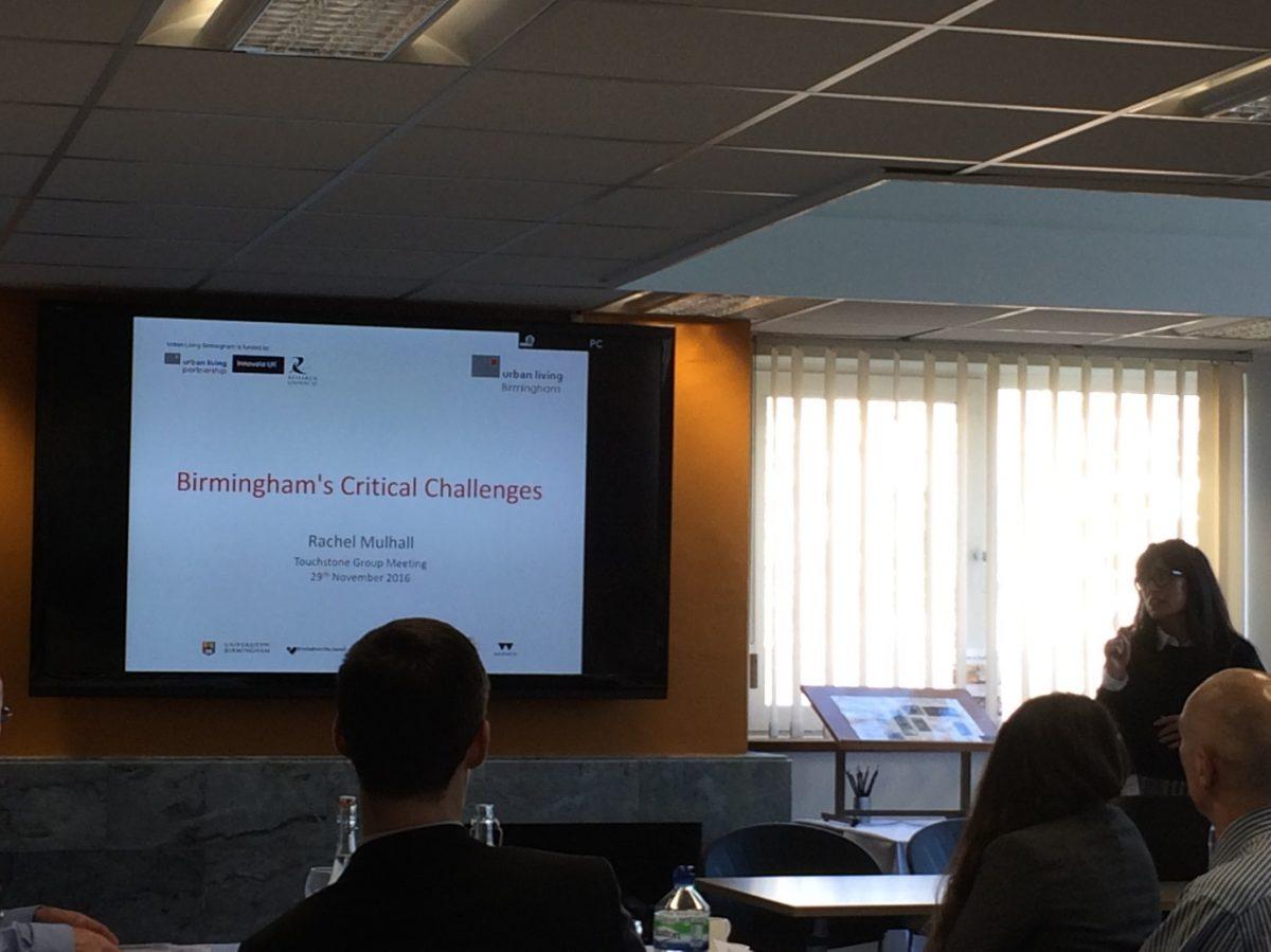 Urban Living Birmingham: Challenges facing the City