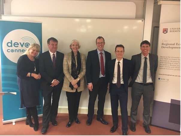 DevoConnect/City-REDI mayoral hustings: Innovation and Intervention – Igniting the Midlands Engine