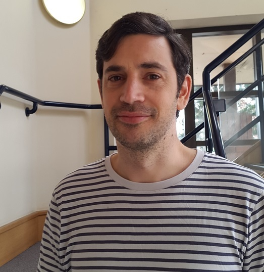 Meet Stuart Mitchell, our new Centre Manager at City-REDI