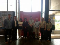 From Guangzhou to Birmingham: The GZU-UoB Joint Research Centre for Service Industry and Urban Development (GB-JRCSIUD) visits City-REDI