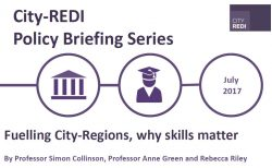 Fueling City-Regions, why skills matter