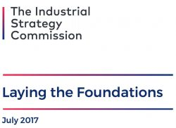 The significance of a place-based industrial strategy for the West Midlands