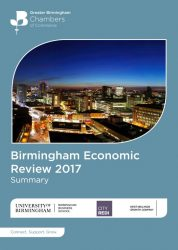 The Birmingham Economic Review 2017 featured in Birmingham Mail and BQ Live