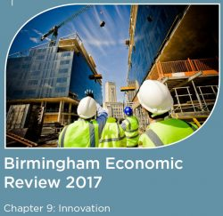 The Birmingham Economic Review 2017 – Innovation