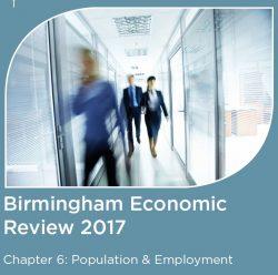 The Birmingham Economic Review 2017: Population and Employment