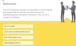 UK Evaluation Society is launching a Midlands Regional Network