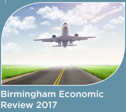 The Birmingham Economic Review 2017 – The Visitor Economy