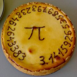 Pi is just a number…