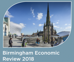 #BER18 – Launch of the Birmingham Economic Review 2018