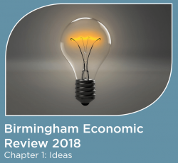 The Birmingham Economic Review 2018 – Ideas
