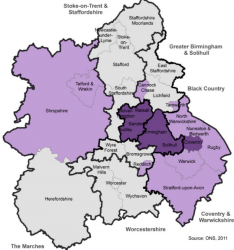 The Exposure of the West Midlands Region to Brexit