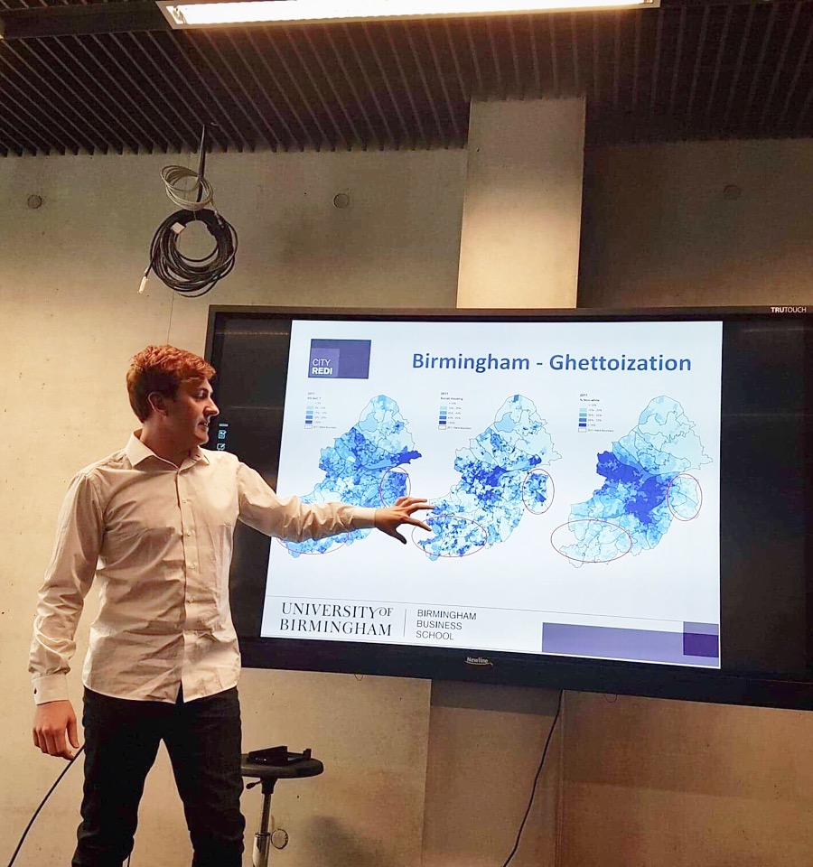 "Birmingham Al Low Income Housing: City-REDI At The Tallinn Workshop On ""Social Trends"