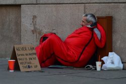 Homelessness – the human cost of neoliberal austerity
