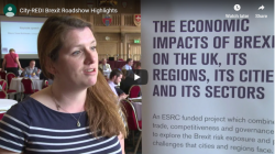 City-REDI Brexit Regional Participatory Workshop Videos