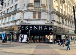 The Retail Crisis Catches Up with Debenhams