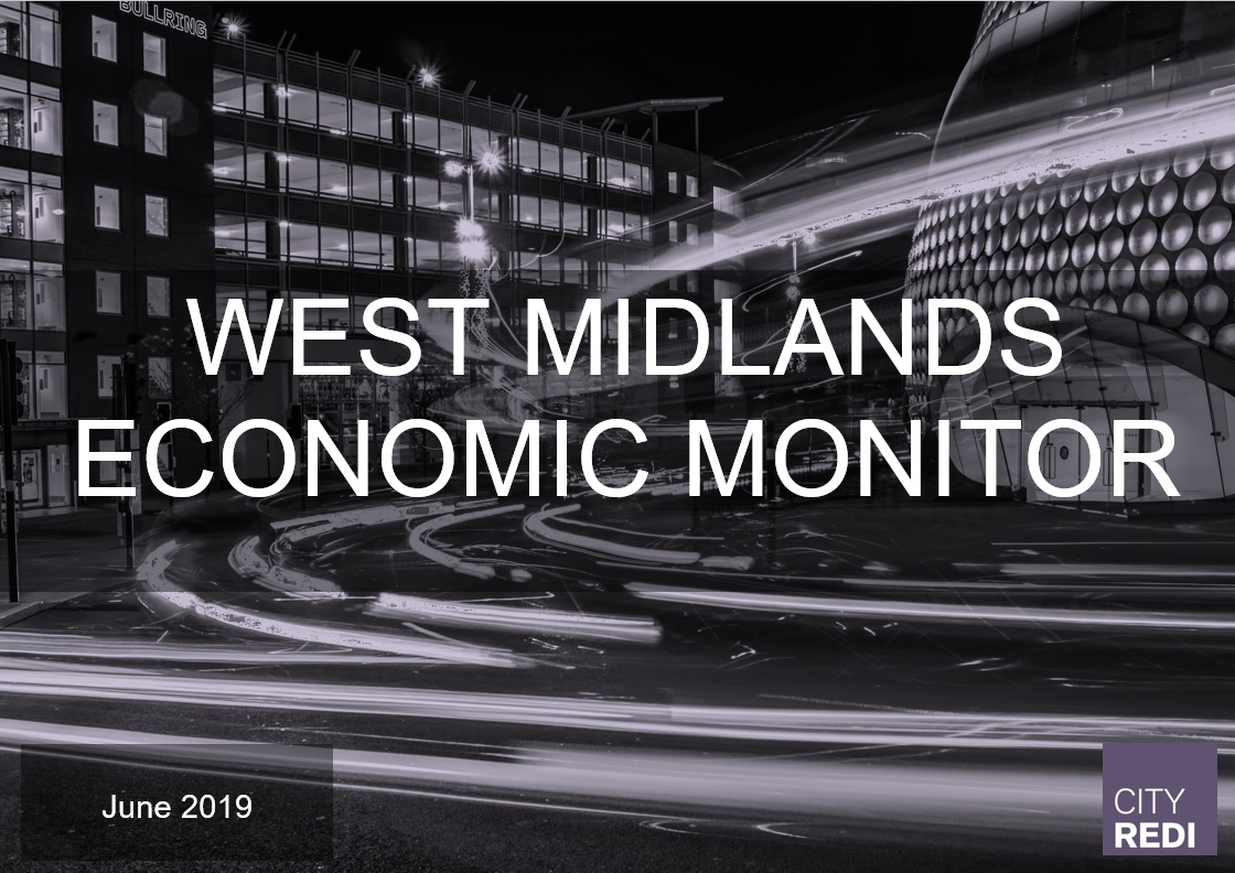 West Midlands Economic Monitor: June 2019