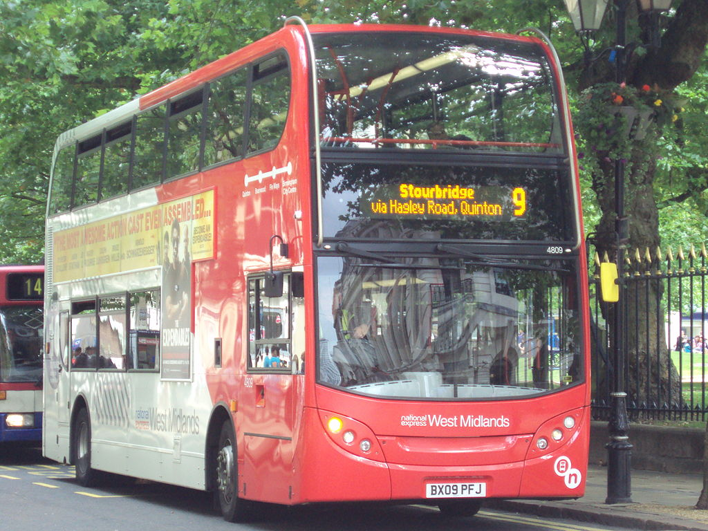 Is the Government Going to 'Make Buses Great Again'?