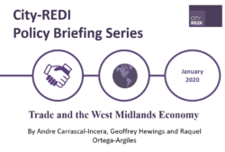 Trade and the West Midlands Economy (WME)