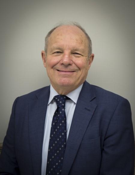 An image of Professor John Goddard