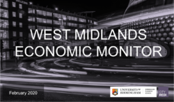 West Midlands Economic Monitor: February 2020