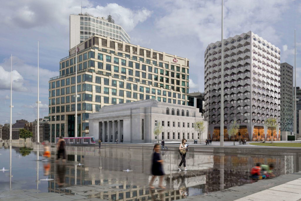 An image of the University of Birmingham | Exchange Building, Centenary Square, Birmingham