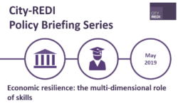 Economic Resilience: The Multi-Dimensional Role of Skills