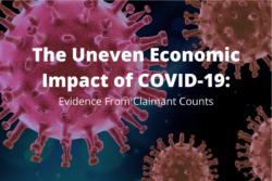 The Uneven Economic Impact of COVID-19: Evidence From Claimant Counts