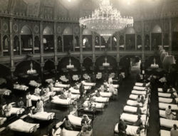 A Review of the Impacts of the 1918 Spanish Flu Pandemic