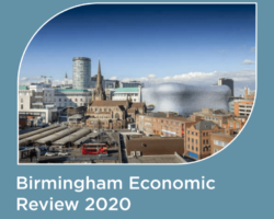 Launch of the Birmingham Economic Review 2020