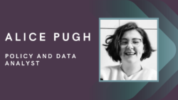 Meet Alice Pugh, New Policy and Data Analyst for City-REDI / WM REDI