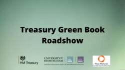 Treasury Green Book Roadshow – Presentations and Video From the Event