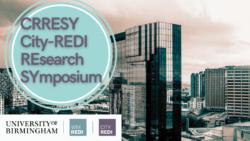 The City-REDI REsearch SYmposium (CRRESY)